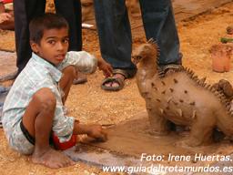 India del Sur (Fundación Vicente Ferrer, RDT)