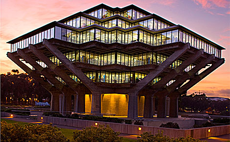 5 de las más bonitas bibliotecas de todo el mundo - 20130415-geisel-building1