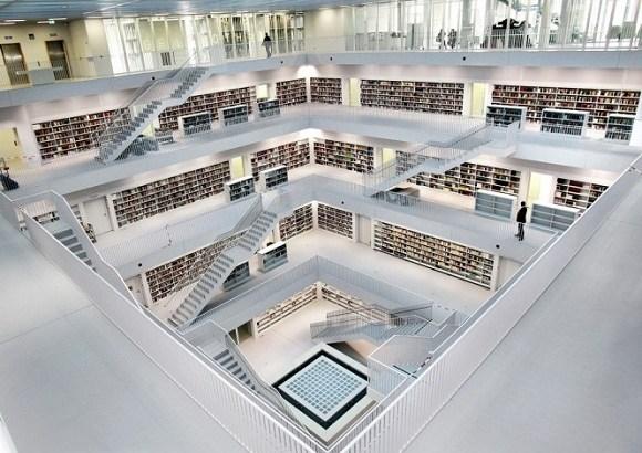 5 de las más bonitas bibliotecas de todo el mundo