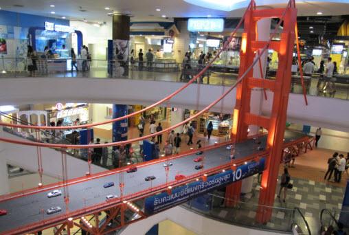 Los 10 mejores sitios para comprar en Bangkok