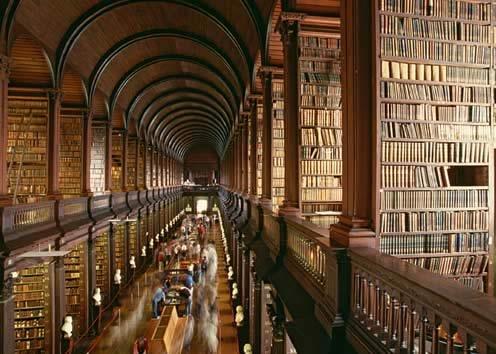 5 de las más bonitas bibliotecas de todo el mundo - library1