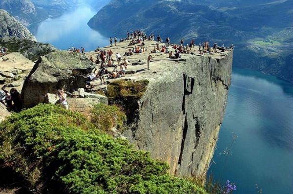 El púlpito más alto de Europa