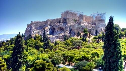 El areópago: Una tarde en la colina de un dios