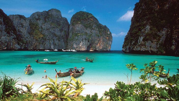 Koh Phi Phi, la ficción se inspira a veces en la realidad