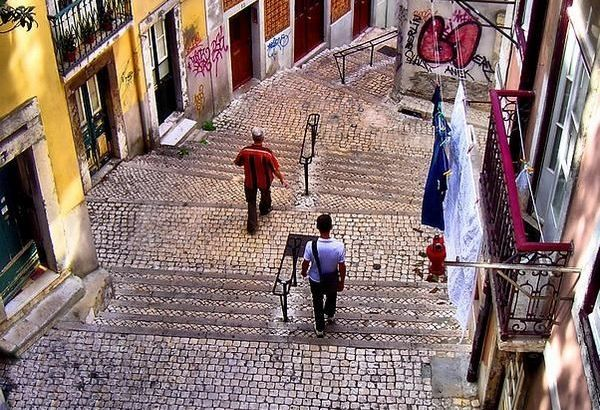Alfama, historia de un bello pueblo de Lisboa