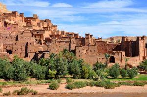 Ait Benhaddou en Marruecos: una ciudadela de barro cinematográfica - ait-benhaddou-7-300x199