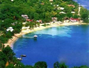 Roatan, el paraíso de Honduras - roatan-2-300x230