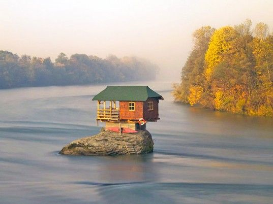 La casa del Río Driver