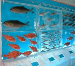 El acuario de hielo de Kori No Suizokukan - Kori-No-Suizokukan-2-300x264