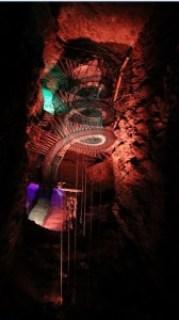 Bounce Below: diversión bajo tierra en Gales - Tobogán-168x300