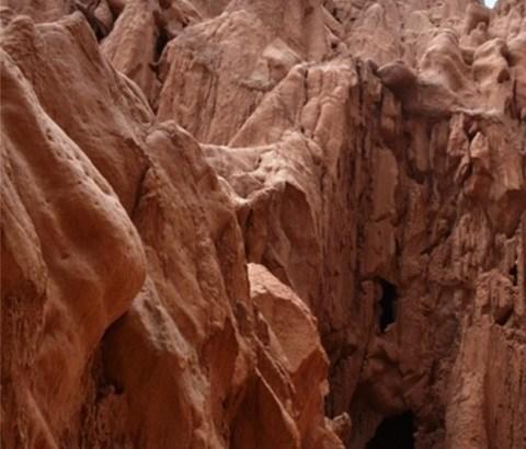 Cuevas de fuego (Argentina)