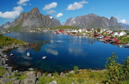 Islas Lotofen (Noruega)