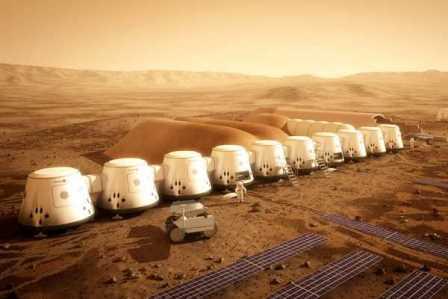 2018: Destino Marte