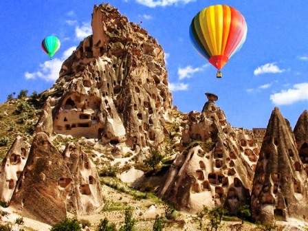 Viajar a Capadocia
