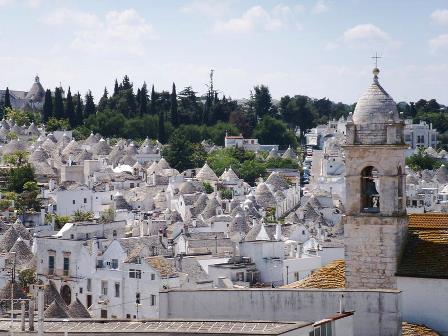 Alberobello: un precioso ejemplo de arquitectura popular en Italia
