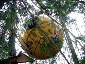 Free Spirit Spheres (Canadá) - Esfera-Melody-300x224