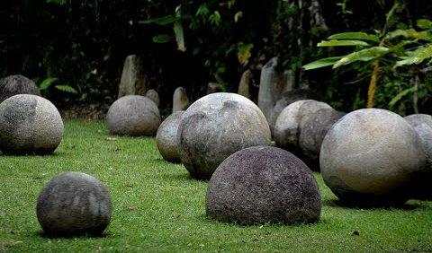 Las esferas de Osa en Costa Rica