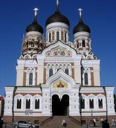 Tallín, la ciudad medieval Hanseática de Estonia - Catedral-272x300
