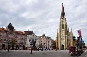 Novi Sad (Serbia) - Plaza-Novi-Sad-300x198