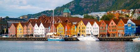Bergen: la puerta a los fiordos