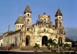 Granada: la Gran Sultana de Nicaragua. - Iglesia-La-Merced-300x210