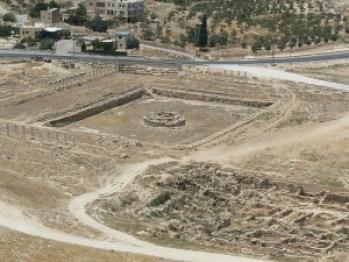 Parque Nacional Herodium - Herodium-inferior-300x225