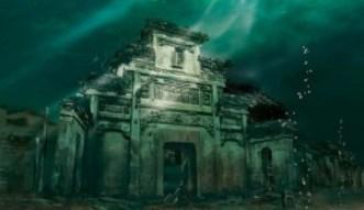 Shi Cheng, la ciudad sumergida bajo el lago de las mil islas - Shi-Cheng-china-300x173