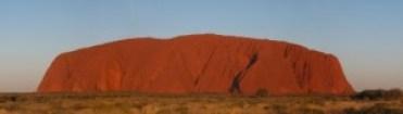 Monte Uluru: el ombligo del mundo. - Uluru_Panorama-300x85