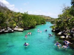 Xel-Há, turismo sostenible en la Riviera Maya - xelha2-300x225