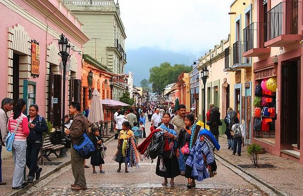 San Cristóbal de las Casas (Méjico)