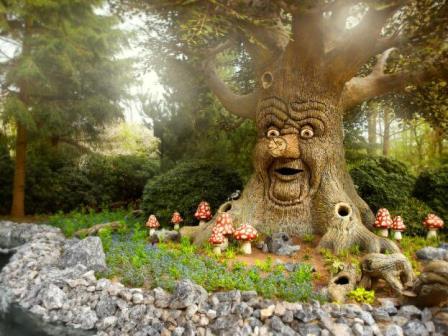 Efteling, el parque de la fantasía