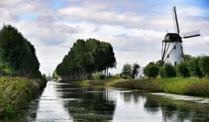 Damme (Bélgica) - Canal-de-Damme-300x175