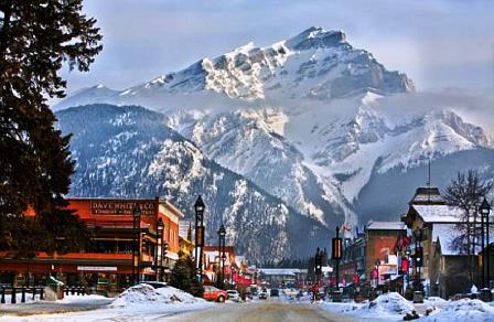 Banff (Canadá)