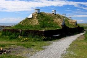L'Anse aux Meadows (Canadá) - Casas-Vikingas-300x200