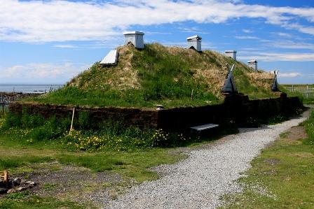 L'Anse aux Meadows (Canadá)