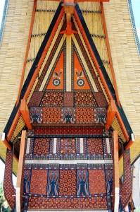 Sulawesi, el hogar de los Toraja - Tongkonan-Toraja-199x300