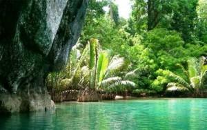 Parque Nacional del río subterráneo de Puerto Princesa - Panawan-300x188