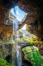 La triple cascada de Baatara - tumblr_ngos98vDzX1u4jyj3o1_500-200x300