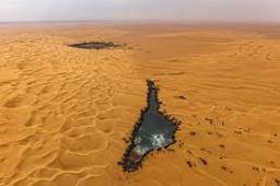 El mar de arena de Ubari (Libia) - images-1