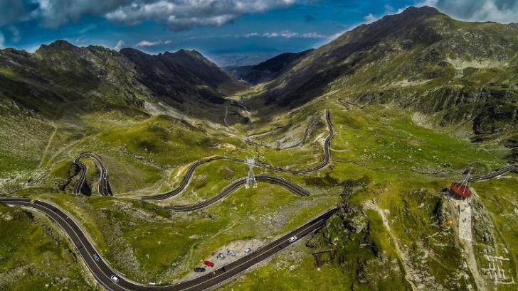 Transfagarasan, la carretera más escabrosa de Europa