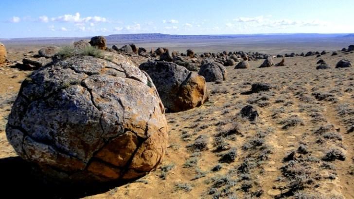Torysh: el Valle de las Esferas