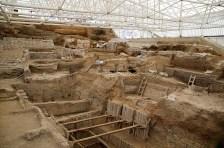 Çatalhöyük, la aldea Neolítica de Anatolia - SouthArea2013ExcavationBegins-300x199