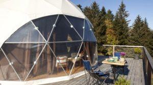 Whitepod: Glamping en la nieve - whitepod-eco-luxury-hotel-2-300x168
