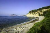 5 playas tranquilas en pleno Mediterráneo - Baladrar-300x200