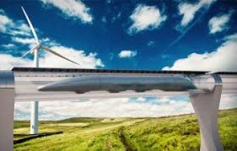 Hyperloop, hoteles de transporte ultrarápido - Hyperloop