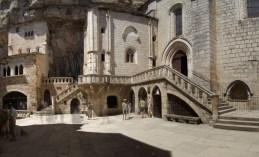 Rocamadour (Francia) - rocamadour-esplanade-des-sanctuaires-300x182