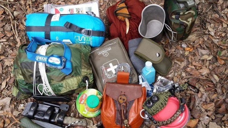 Imprescindibles en tu mochila de senderismo