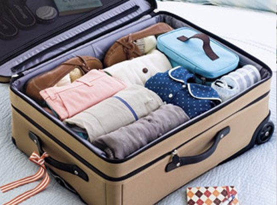Consejos para preparar la maleta