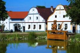 Holašovice, barroco rural en la República Checa - Holašovice-300x200