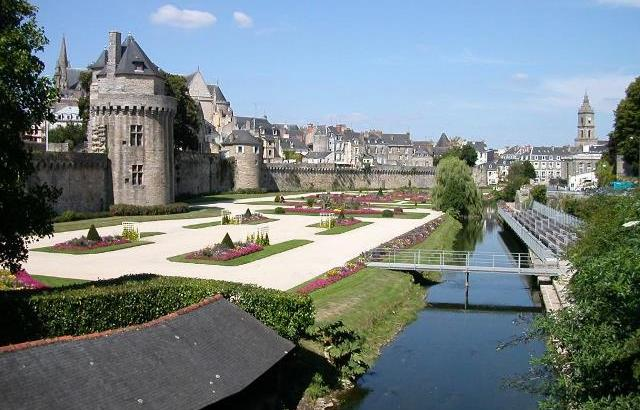 Vannes, joya vetona del Morbihan